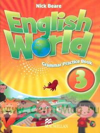 English World. Grammar practice book 3