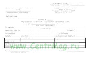 Анализ - определение количества форменных элементов мочи 215/у