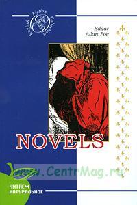 Edgar Allan Poe. Novels