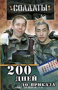 Солдаты. 200 дней до приказа