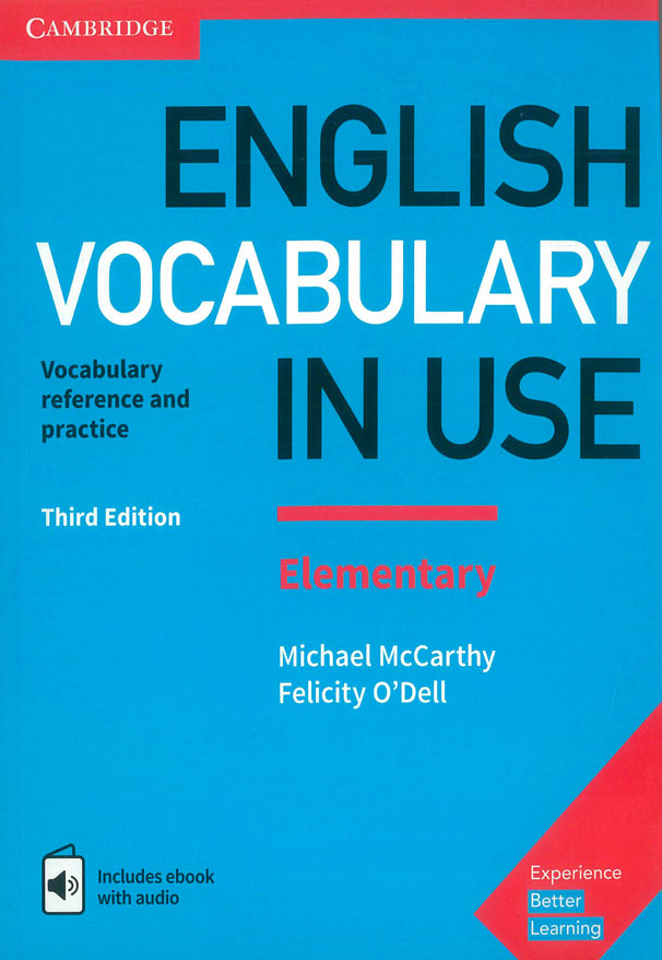 English Vocabulary in Use. Elementary with answers + Enhanced (Third edition)