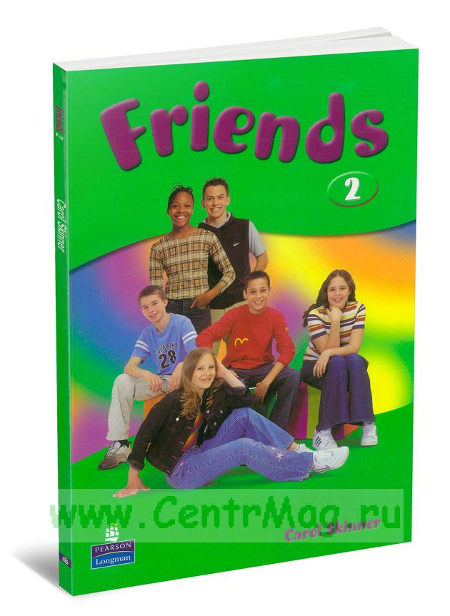 Friends Students Book 2