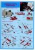 Мини плакаты для подготовки водителей внедорожной мототехники. Серия: Устройство снегохода. Формат А5. 12 листов.