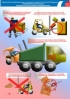 """Комплект плакатов """"Требования безопасности для машиниста погрузчиков автомобильных"""". (2 листа, ламинат)"""