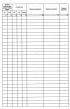 Журнал выдачи путевых листов (автокраны, трубоукладчики) форма
