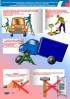 """Комплект плакатов """"Требования безопасности для слесаря по ремонту дорожно-строительных машин и тракторов"""". (2 листа, ламинат)"""