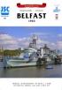 Модель-копия из бумаги корабля Belfast. 1943