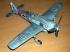 Модель-копия из бумаги самолета Fw 190 A-8
