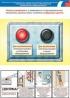"""Комплект плакатов """"Требования охраны труда в хлебопекарной и макаронной промышленности"""".(3 листа, ламинат)"""