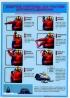 Мини плакаты для подготовки водителей внедорожной мототехники. Серия: Безопасная эксплуатация внедорожной техники. 10 листов.