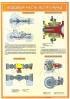 """Комплект плакатов """"Устройство фронтального погрузчика"""" (15 листов)"""