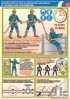 """Комплект плакатов """"Безопасность при разработке нефтяных и газовых месторождений"""". (9 листов, ламинат)"""