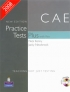 CAE Practice Tests Plus with Key
