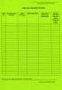 """Список учебной группы (для курсов по обучению водителей внедорожных мототранспортных средств категории """"А"""")"""