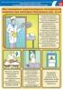 """Комплект плакатов """"Охрана труда отделения радионуклидной диагностики. Охрана труда с лазерными аппаратами"""". (3 листа, ламинат)"""