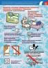 """Комплект плакатов """"Охрана труда при работе с физиотерапевтическим оборудованием классов 01 и 1. Охрана труда при работе физиотерапевтическим оборудованием класса 02"""". (2 листа, ламинат)"""