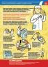 """Комплект плакатов """"Охрана труда при радионуклидной диагностики. В кабинете лучевой терапии. В отделениях радиоизотопной диагностики. Охрана труда персонала лучевой терапии"""". (7 листов)"""