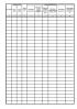 Журнал производства земляных работ при капитальном ремонте (Форма 14) форма