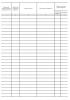 Журнал учета входящих документов (Форма №30) форма