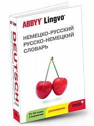 Немецко-русский и русско-немецкий словарь и разговорник ABBYY Lingvo Mini+