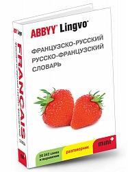 Французско-русский и русско-французский словарь и разговорник ABBYY Lingvo Mini+