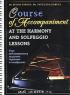 Курс аккомпанемента на уроках гармонии и сольфеджио (на англ.яз.)
