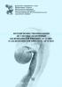 Методические рекомендации по системе подготовки баскетболистов-юношей (16-17 лет) и баскетболистов-юниоров (18-19 лет)