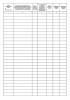 Журнал бетонных работ (Форма Ф-54) форма