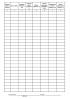 Журнал изготовления буроинъекционных свай форма