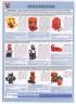 """Комплект плакатов """"Газодымозащитная служба"""", 20 листов"""