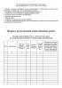 Журнал производства работ, технического и авторского надзора пример