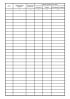 Книга регистрации боя посуды (ф. 0504044) форма