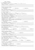 Контрольная карта диспансерного наблюдения больного злокачественным новообразованием 030-6/у