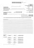 Инвентаризационная опись расчетов по поступлениям (Форма по ОКУД 0504091)