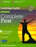 Complete First second edition. Student's book with answers + CD