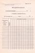 Порционник на питание больных, 1-84, бланк