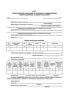 Акт пневматических испытаний на плотность с определением падения давления за время испытаний