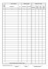 Журнал учета столовой посуды и приборов, выдаваемых подотчет сотрудникам предприятия (Специализированная форма 16-ОПит) форма