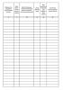 Книга регистрации больных, назначенных на госпитализацию (Форма 034/у) как заполнять