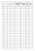 Журнал регистрации обследуемых на возбудителей паразитарных заболеваний (Форма 365-у) форма