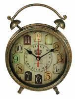 Часы настольные 21*28*6см
