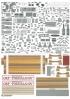 """Модель-копия из бумаги польского торпедоносца ORP """"PODHALANIN"""" (масштаб 1:200)"""