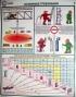 """Комплект плакатов """"Организация рабочего места газосварщика"""". (4 листа, 61х45 см)"""