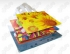 Сумка для сублимационной печати увеличенного объема для покупок, 38 х 34 х 6,5 см