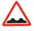 Неровная дорога. Знак