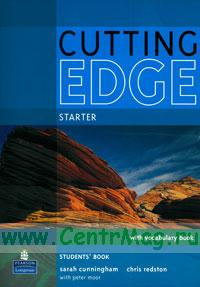 Cutting EDGE. Starter. Students book with vocabulary book and CD