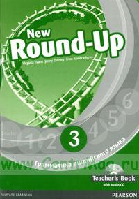 New Round-Up 3. Teacher`s Book + Audio CD