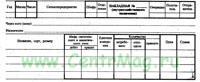 Накладная внутрихозяйственного назначения, 87-АПК (100 шт.)