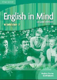 English in Mind. Workbook 2. Second edition