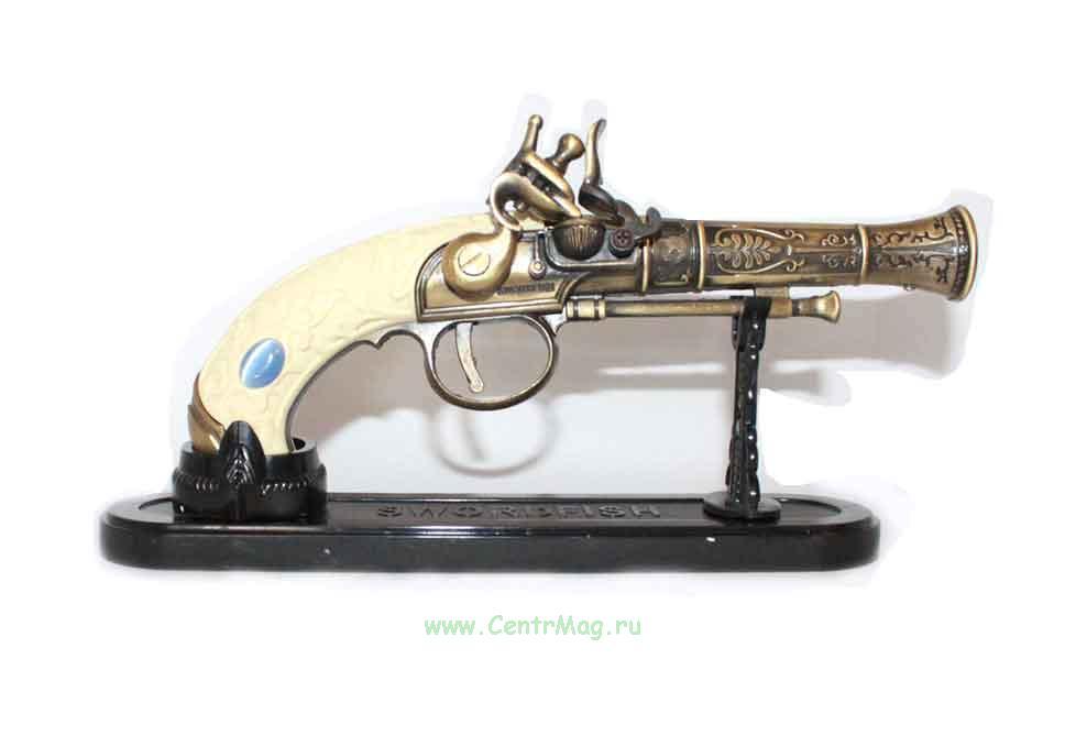 Пистоль-зажигалка 23см
